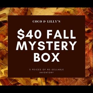 5 Piece Mystery Box for Resale